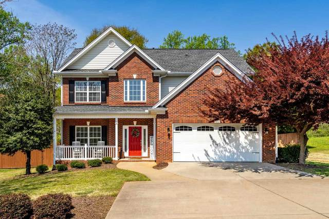 504 S Sweetwater Hills Drive, Moore, SC 29369 (#281371) :: Expert Real Estate Team