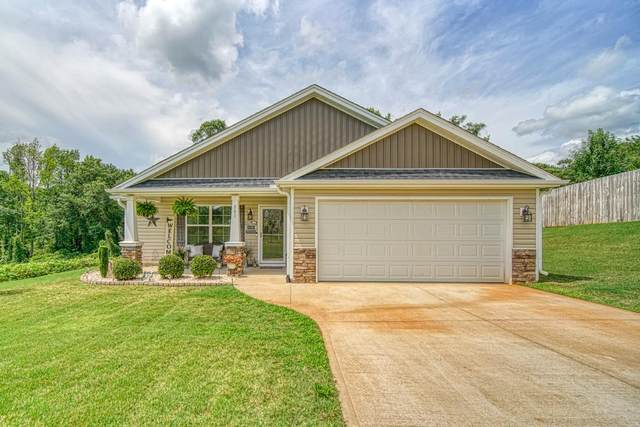 261 Stonewood Crossing Drive, Spartanburg, SC 29316 (#281417) :: DeYoung & Company