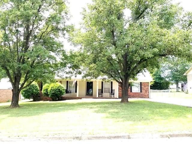 107 Maple Wood Drive, Gaffney, SC 29340 (#281484) :: Expert Real Estate Team