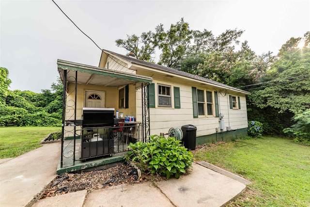 411 Rose St, Spartanburg, SC 29303 (#281491) :: Expert Real Estate Team