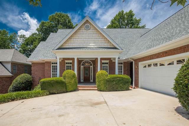 250 Penick Drive, Duncan, SC 29334 (#281492) :: Expert Real Estate Team