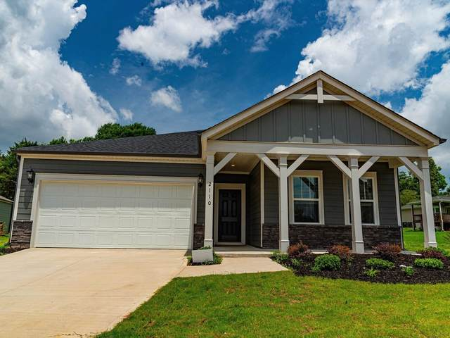 2110 Greasby Drive, Greer, SC 29650 (#281503) :: Expert Real Estate Team