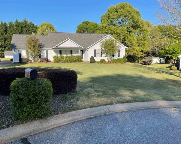 321 Timothy Paul Dr, Lyman, SC 29365 (#281511) :: Rupesh Patel Home Selling Team   eXp Realty