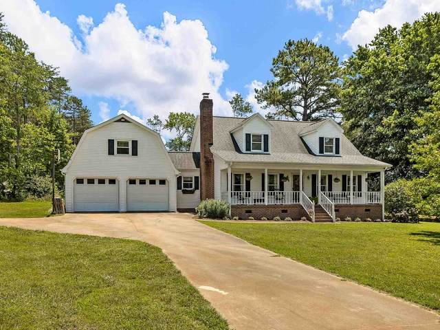 3442 Mcabee Road, Greer, SC 29651 (#281546) :: Rupesh Patel Home Selling Team | eXp Realty