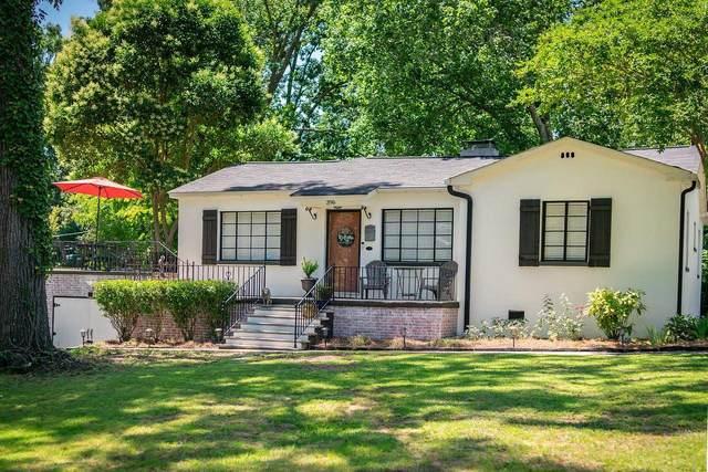 396 Woodside Ln, Spartanburg, SC 29302 (#281560) :: Rupesh Patel Home Selling Team | eXp Realty