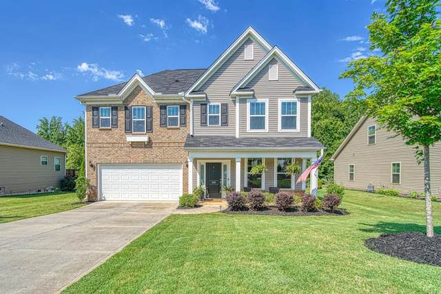 292 Autumn Glen Dr, Spartanburg, SC 29303 (#281565) :: Rupesh Patel Home Selling Team | eXp Realty