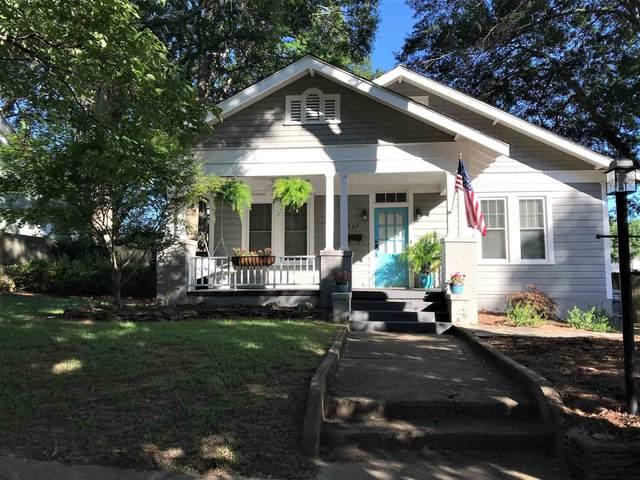 597 Poplar Street, Spartanburg, SC 29302 (#281566) :: Rupesh Patel Home Selling Team | eXp Realty