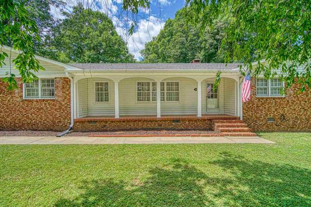 3641 New Cut Rd, Inman, SC 29349 (#281567) :: Realty ONE Group Freedom