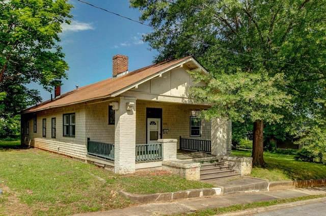 240 Hydrick Street, Spartanburg, SC 29306 (#281572) :: Rupesh Patel Home Selling Team | eXp Realty