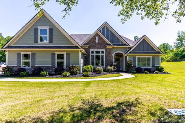 541 Ben Johnson Road, Inman, SC 29349 (#281579) :: Realty ONE Group Freedom