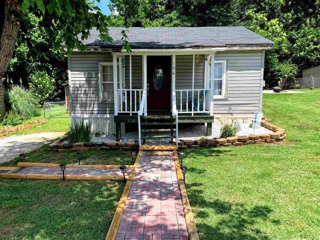 106 Parker St, Blacksburg, SC 29702 (#281595) :: Rupesh Patel Home Selling Team | eXp Realty