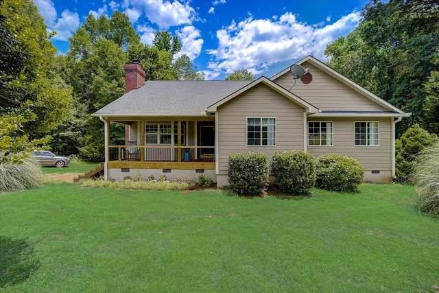 455 Bushy Creek Rd, Woodruff, SC 29388 (#281623) :: Modern