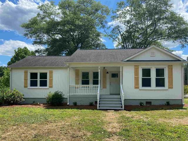 3 Harris Street, Inman, SC 29349 (#281626) :: Rupesh Patel Home Selling Team   eXp Realty