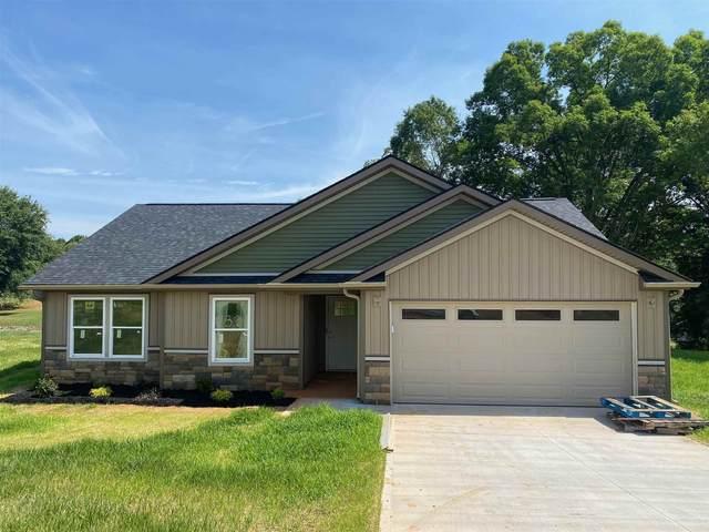 138 Whispering Oaks Ct, Chesnee, SC 29323 (#281640) :: Rupesh Patel Home Selling Team | eXp Realty