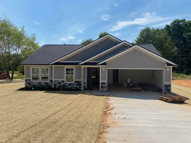 506 Battleground Road, Chesnee, SC 29323 (#281644) :: Rupesh Patel Home Selling Team | eXp Realty