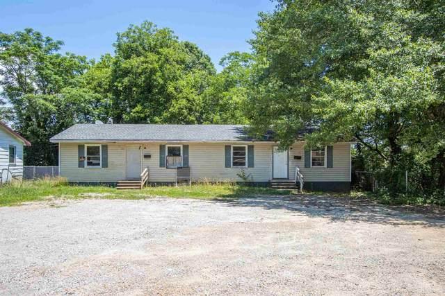 725 Baltimore St, Spartanburg, SC 29301 (#281726) :: Rupesh Patel Home Selling Team   eXp Realty