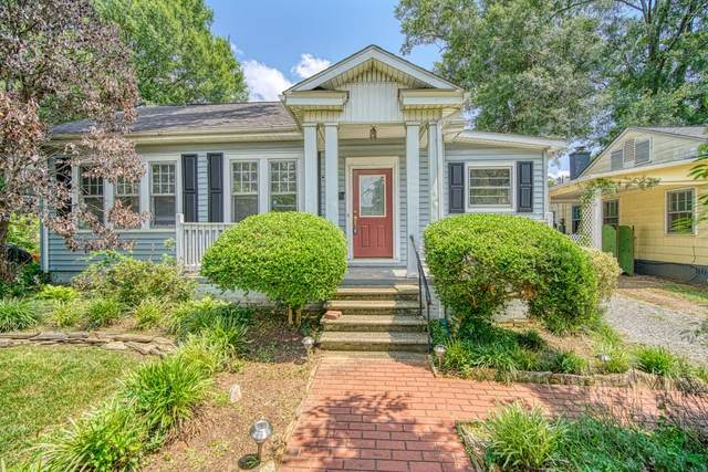 489 Norwood St, Spartanburg, SC 29302 (#281730) :: Rupesh Patel Home Selling Team   eXp Realty