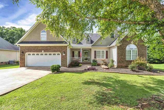 404 Cobblestone Drive, Inman, SC 29349 (#281733) :: Rupesh Patel Home Selling Team   eXp Realty