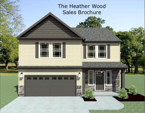 401 Timberwood Drive Lot 12, Woodruff, SC 29388 (#281818) :: Modern