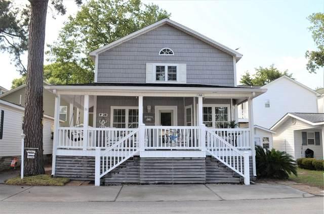 6001- P-28 S Kings Hwy   Ocean Lakes, Myrtle Beach, SC 29575 (#281918) :: Rupesh Patel Home Selling Team   eXp Realty