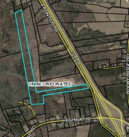 Frontier Road, Enoree, SC 29335 (#281954) :: Realty ONE Group Freedom