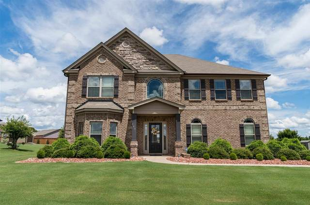 195 Harbrooke Circle, Greer, SC 29651 (#282025) :: Realty ONE Group Freedom