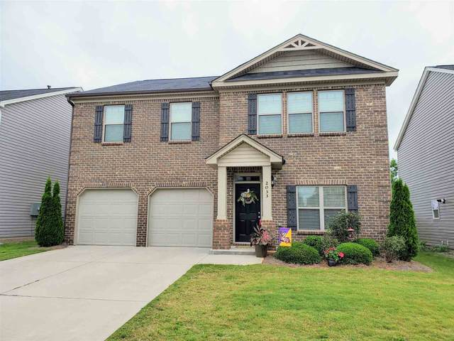 2033 Pomerol Dr, Moore, SC 29369 (#282480) :: Rupesh Patel Home Selling Team | eXp Realty