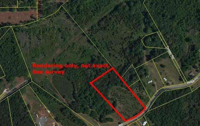 305 Ridge Rd., Wellford, SC 29385 (#282486) :: Modern