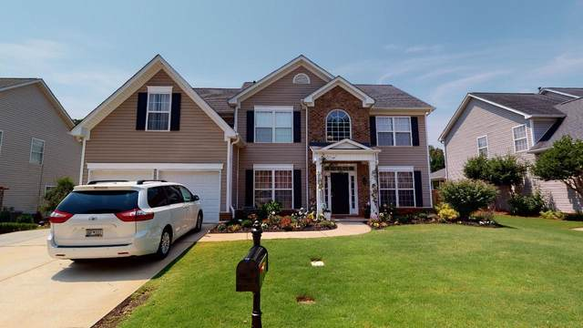 6 Collier Lane, Greer, SC 29650 (#282584) :: Rupesh Patel Home Selling Team | eXp Realty