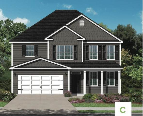 627 Crossbuck Trail, Greer, SC 29651 (#282595) :: Realty ONE Group Freedom