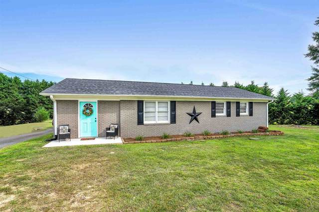 310 Mountain View Road, Boiling Springs, SC 29316 (#282621) :: Modern