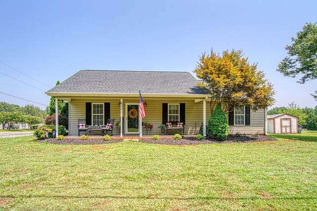 4521 Cross Anchor Road, Enoree, SC 29335 (#282631) :: Rupesh Patel Home Selling Team   eXp Realty