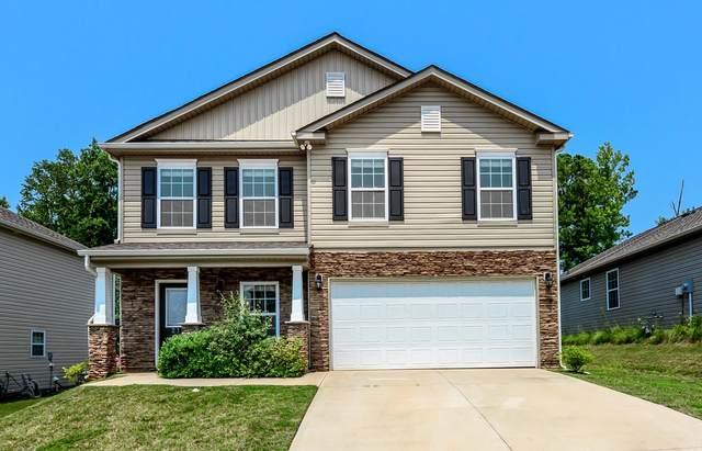 213 Triple Creek Drive, Piedmont, SC 29673 (MLS #282647) :: Prime Realty