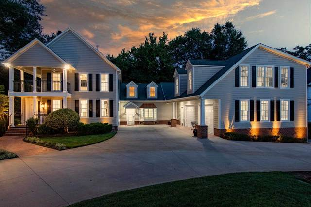 3 Rockwood Drive, Greenville, SC 29605 (#282669) :: Rupesh Patel Home Selling Team | eXp Realty