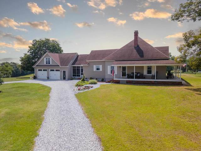 550 Martin Camp Rd, Chesnee, SC 29323 (#282681) :: Modern