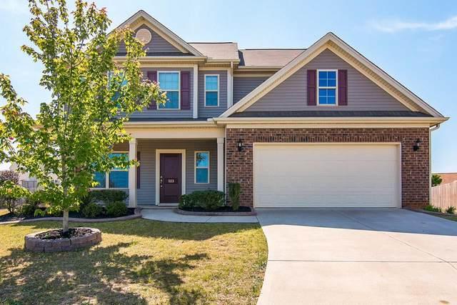 523 Ellersly Court, Boiling Springs, SC 29316 (#282685) :: Rupesh Patel Home Selling Team   eXp Realty