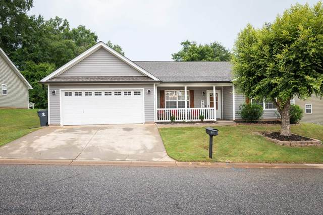 517 Mortar Dr, Duncan, SC 29334 (#282689) :: Realty ONE Group Freedom