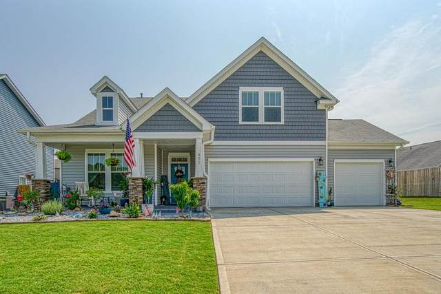 491 Vestry Place, Moore, SC 29369 (#282707) :: Rupesh Patel Home Selling Team | eXp Realty
