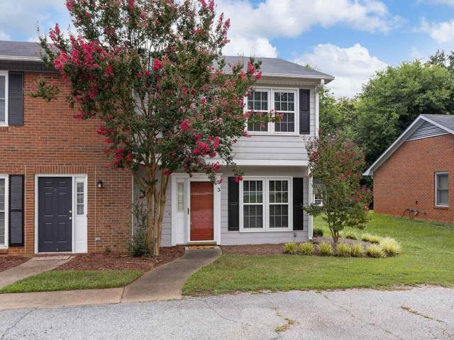 701 Mike Drive Unit 3, Spartanburg, SC 29303 (#282735) :: Rupesh Patel Home Selling Team   eXp Realty