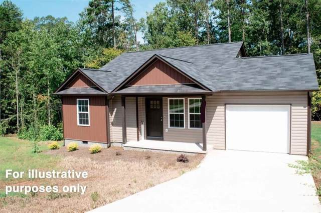 166 Clark Rd, Inman, SC 29349 (#282737) :: Realty ONE Group Freedom