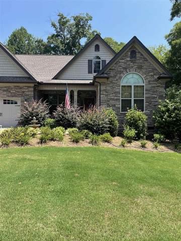 105 S Bennington Drive, Spartanburg, SC 29307 (#282757) :: Rupesh Patel Home Selling Team   eXp Realty