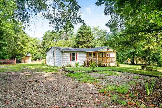 1465 Ball Park Road, Enoree, SC 29335 (#282765) :: Realty ONE Group Freedom