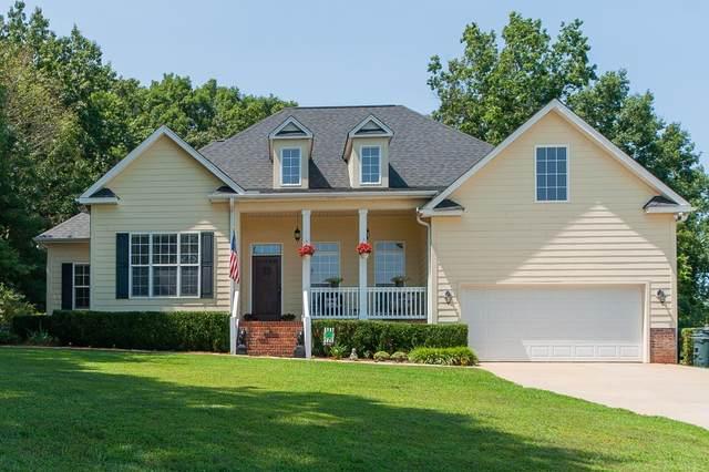 391 Barnett Road, Greer, SC 29651 (#282770) :: Rupesh Patel Home Selling Team | eXp Realty