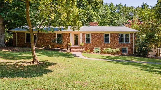 147 Hillbrook Drive, Spartanburg, SC 29307 (#282805) :: Modern