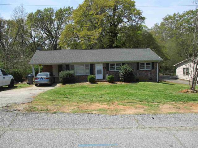 1285 Montview  Street, Spartanburg, SC 29307 (#282811) :: Rupesh Patel Home Selling Team | eXp Realty