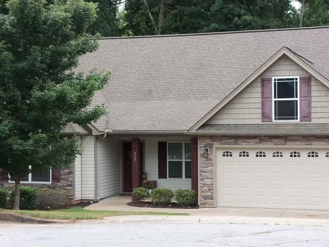 317 Rock Springs Dr, Spartanburg, SC 29301 (#282827) :: Rupesh Patel Home Selling Team | eXp Realty