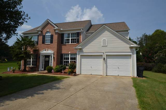 5 Teton Court, Simpsonville, SC 29681 (#282834) :: Realty ONE Group Freedom