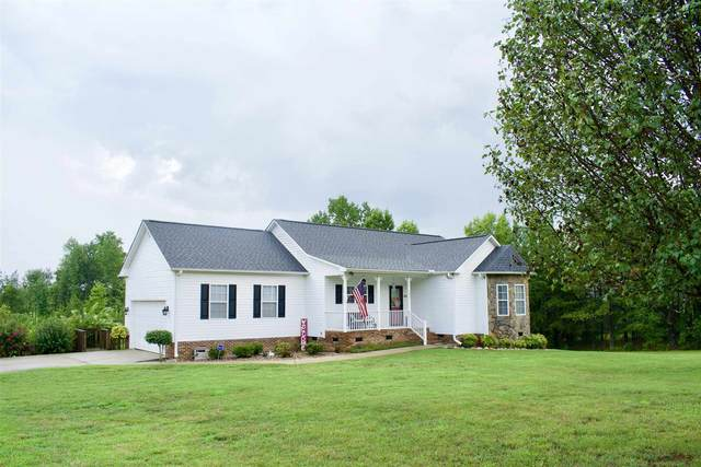 1421 Old Metal Rd, Gaffney, SC 29341 (#282885) :: Realty ONE Group Freedom
