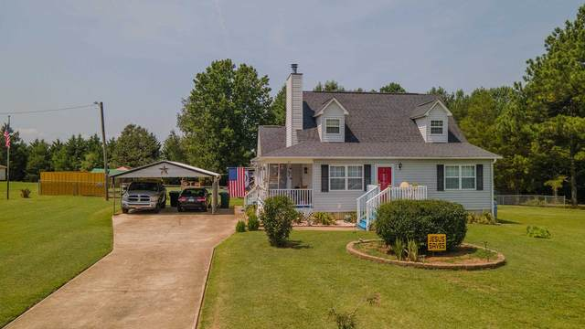 27 Pettit Ct, Gaffney, SC 29341 (#282886) :: Realty ONE Group Freedom