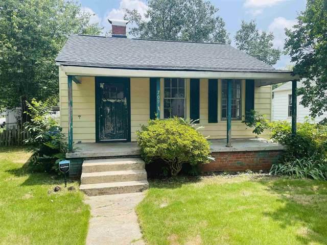 709 Southern Street, Spartanburg, SC 29303 (#282891) :: Modern